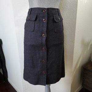 Tendance par ray beam Pencil Skirt